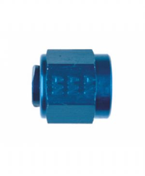 AN929-4D CAP FLARED ALUMINUM TUBE FITTING