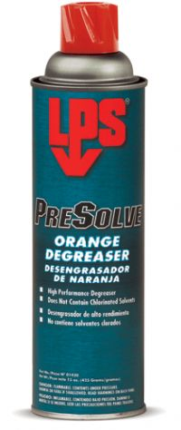 LPS-PRESOLVE ORANGE DEGREASER 15OZ
