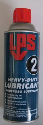 LPS 2 Heavy Duty Lubricant