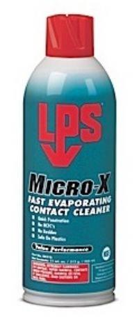 LPS-MICRO-X CONTACT CLEANER 11OZ